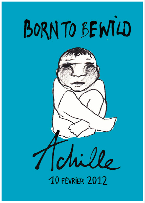 Achille, born to be wild - © Pauline Aubry