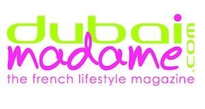 Logo Dubai Madame