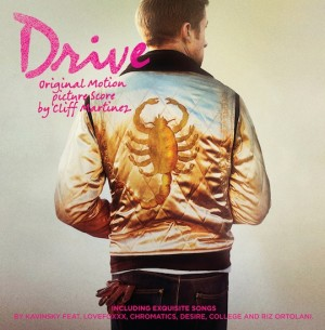 DRIVE COVER, ryan gosling