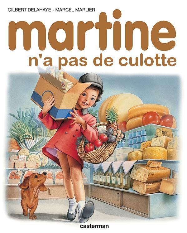Martine n'a pas de culotte