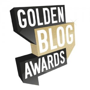 Golden Blog Awards 2014 - Logo #GBA5