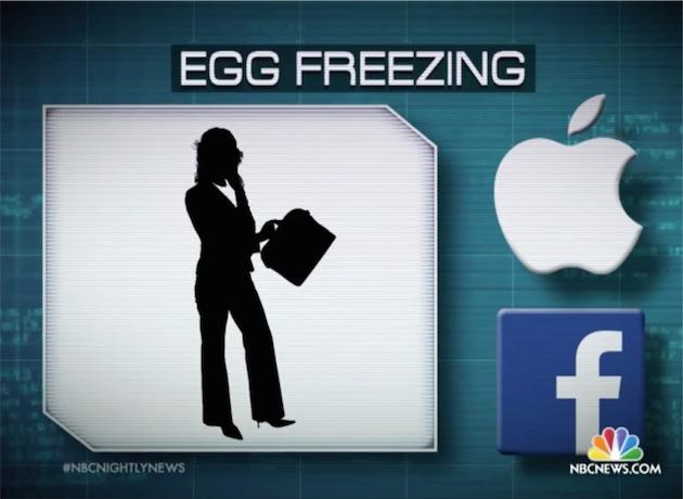 Freezing Apple Facebook